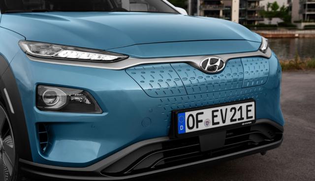 Hyundai-Kona-Elektro-Front