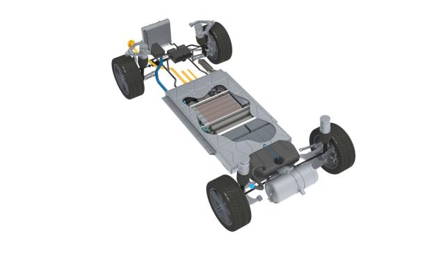 Karma-Automotive-Brennstoffzelle