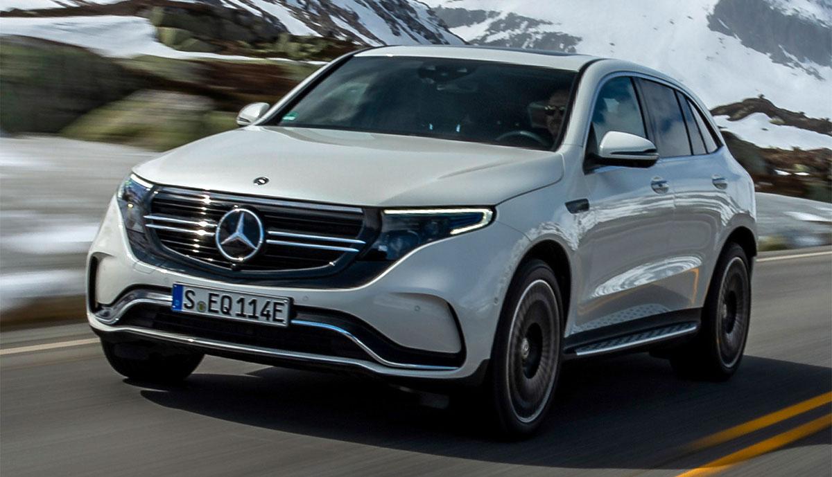 Mercedes-EQC-AMG Line