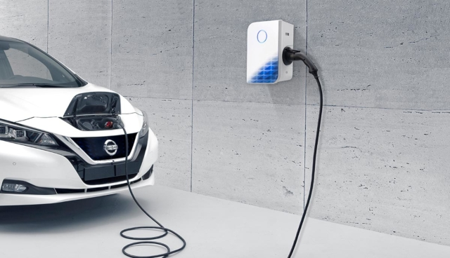 Nissan-LEAF-Wallbox