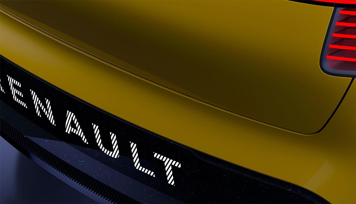Renault-5-Heck