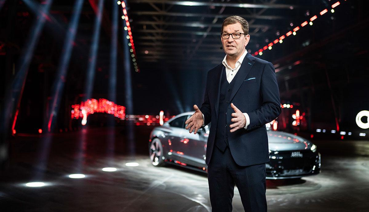 "Audi-Chef wünscht sich ""Technologieklarheit"" - ecomento.de"