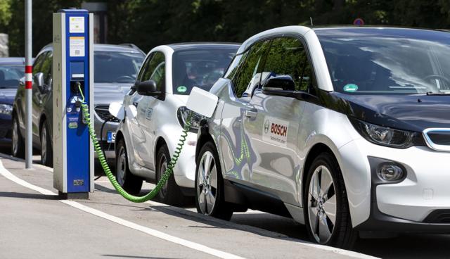 Bosch-Elektroauto