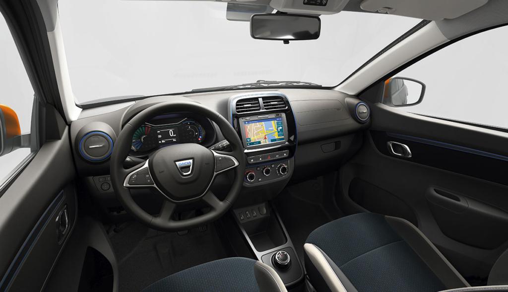 Dacia Spring Electric-3-3