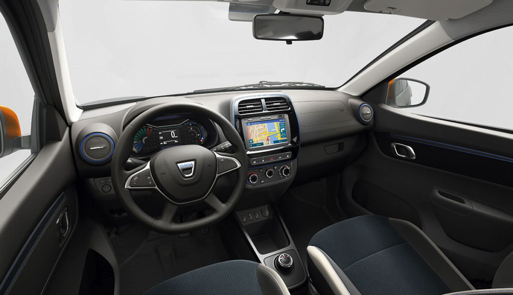 Dacia Spring Electric-4-3