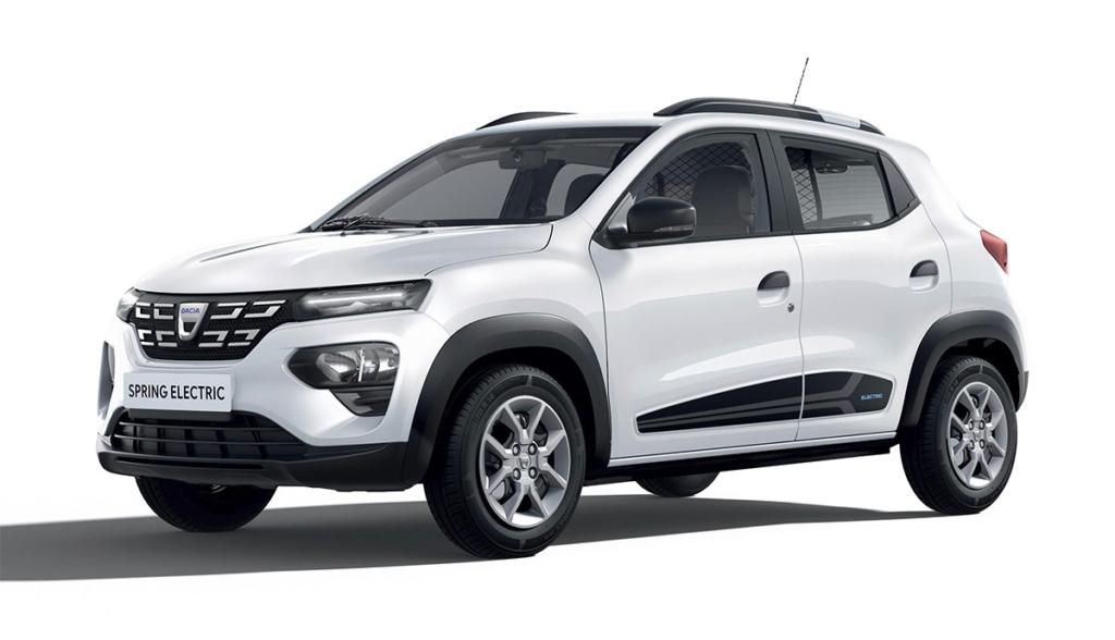 Dacia Spring Electric-4-7