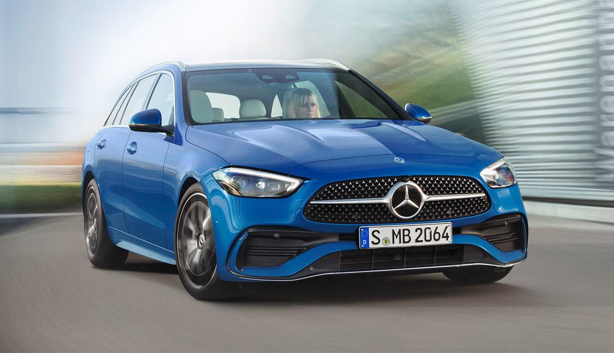 Mercedes-C-Klasse-2021-blau
