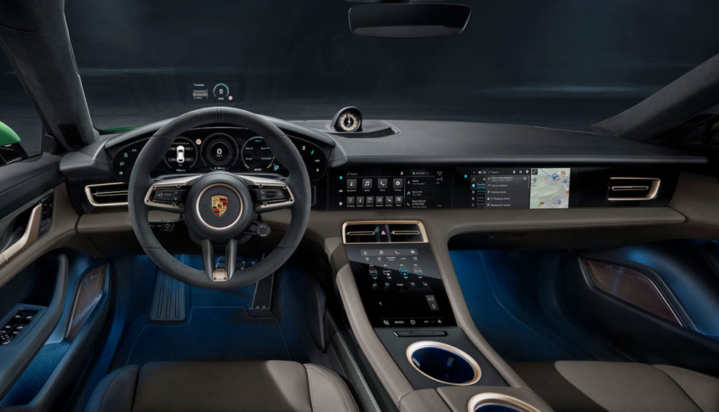 Porsche Taycan Cross Turismo-1