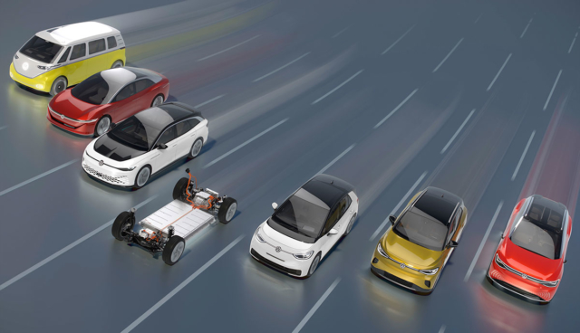 VW-MEB-Elektroautos