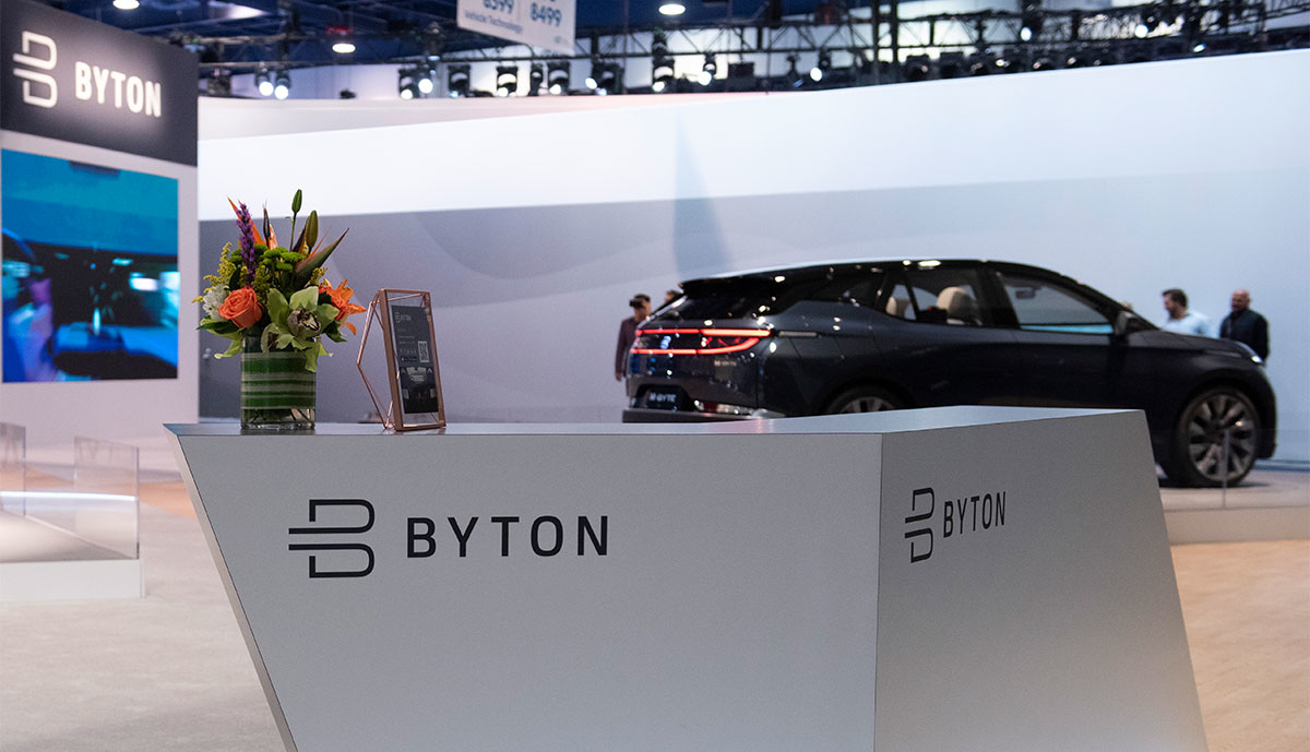 BYTON-CES-2020-Booth-2