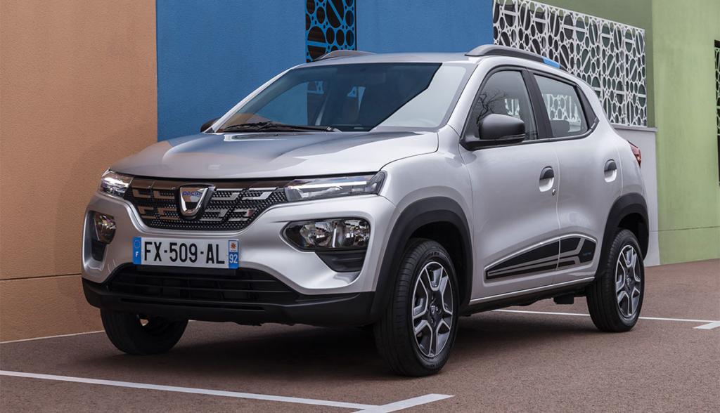 Dacia Spring-1
