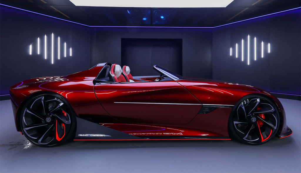 MG Cyberster concept-2021-2-3