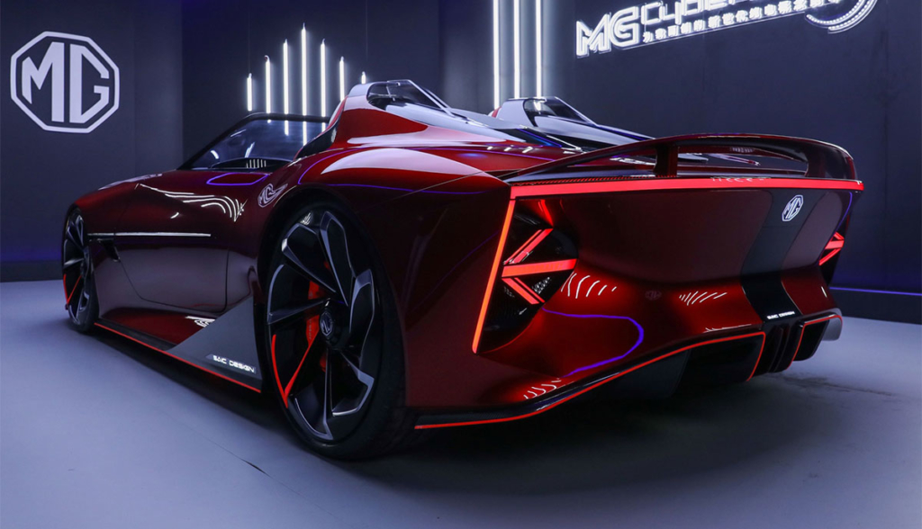 MG Cyberster concept-2021-2-5