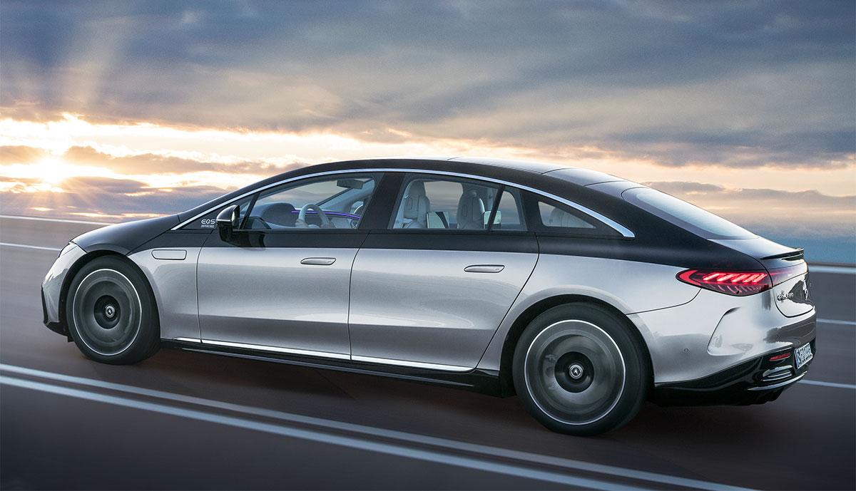 Mercedes-EQS-Seite
