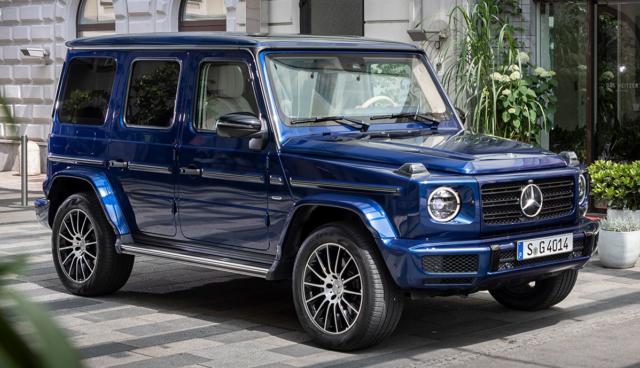 Mercedes-G-Klasse-blau