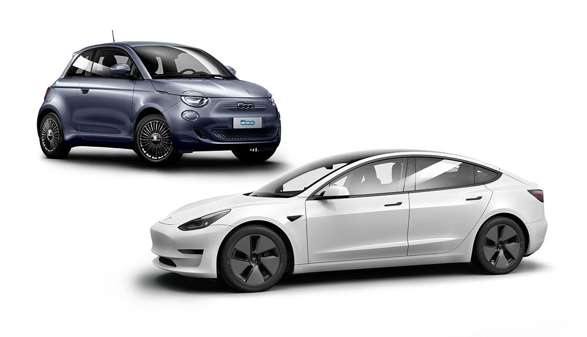 Tchibo-Elektroauto-Abo-Tesla-Fiat