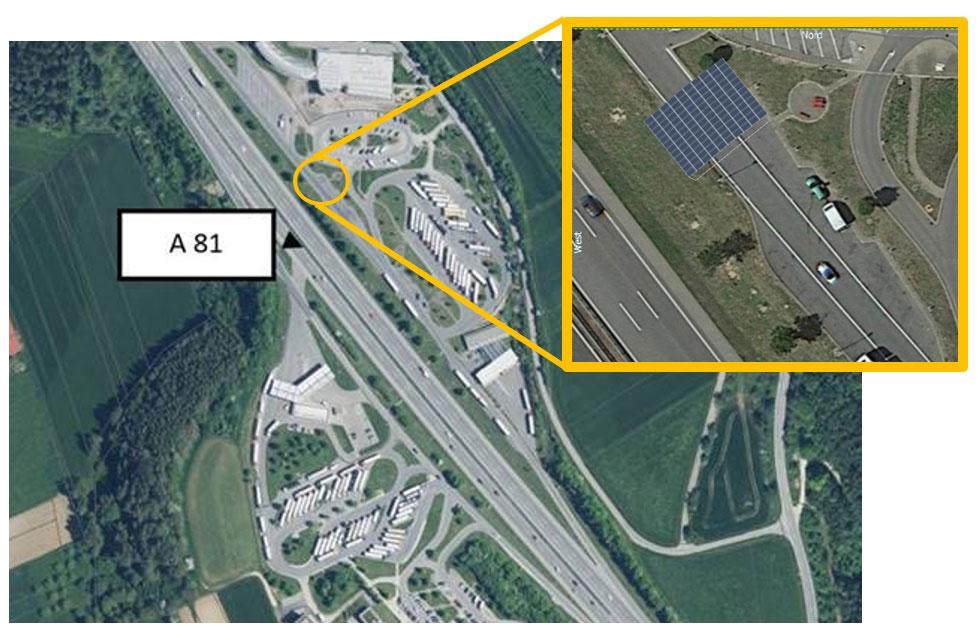 Anlage-Luftbild