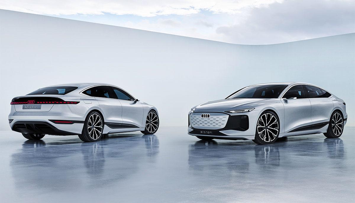 Audi-A6-e-tron-hinten-vorne
