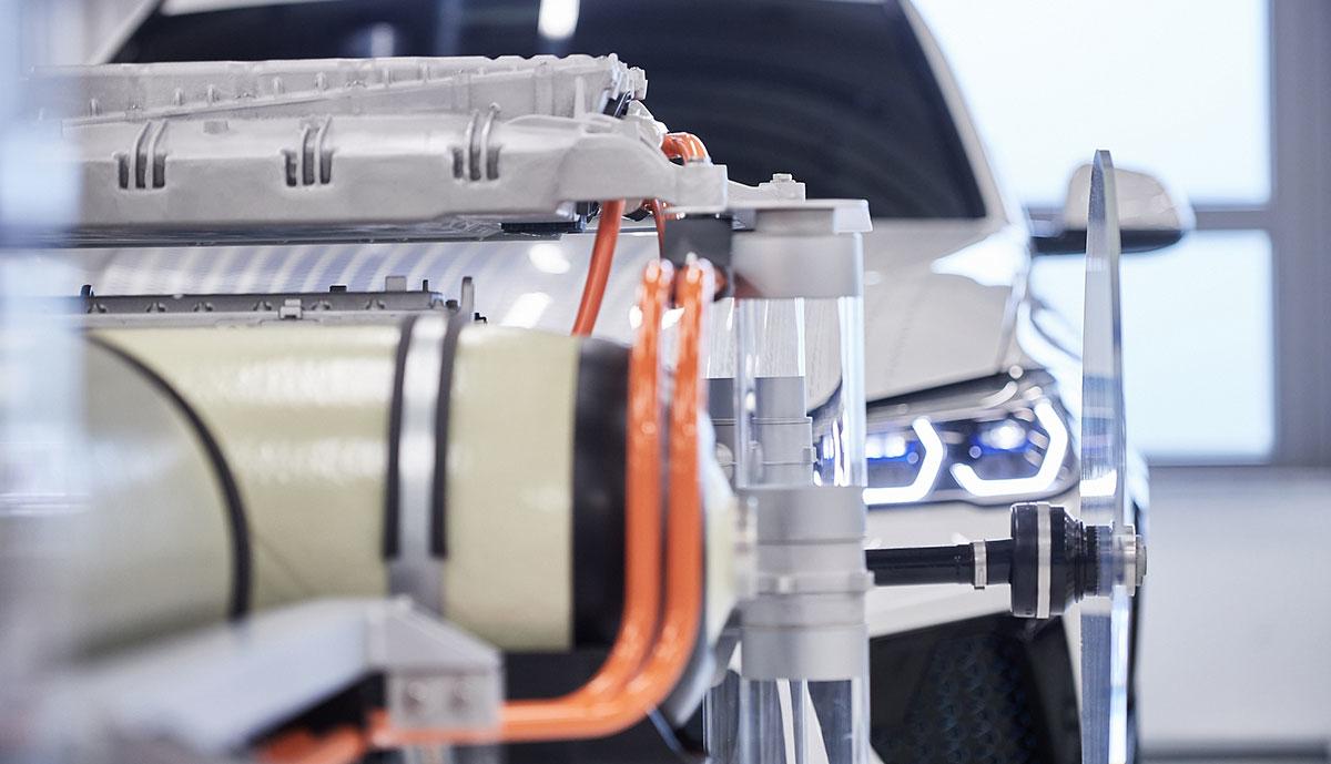 BMW-Wassertoff