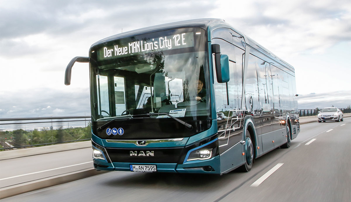 MAN Lions City E-Bus-1