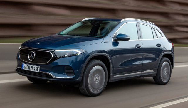 Mercedes-EQA-Allrad-