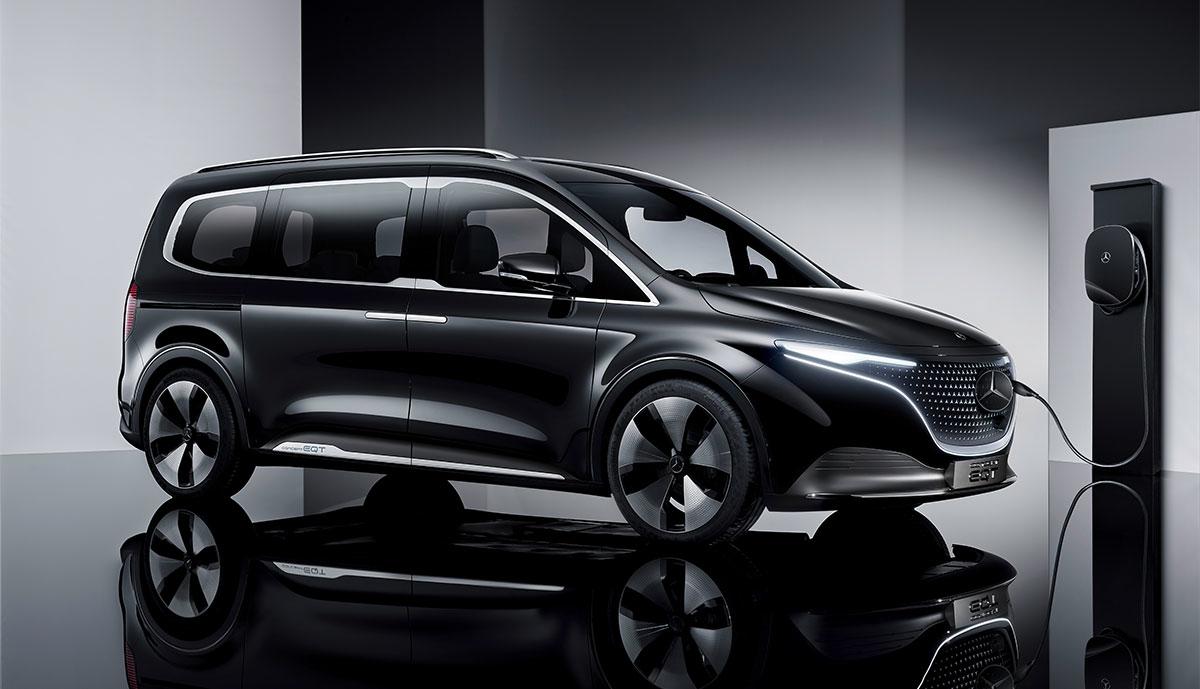 Mercedes-EQT-Studie