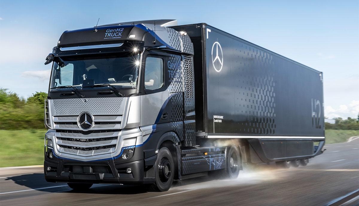 Mercedes-GenH2-Truck