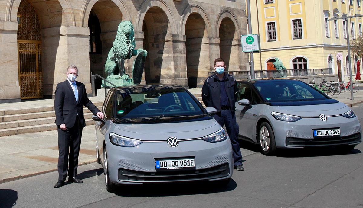 Ordnungsamt-VW-ID3-Dresden