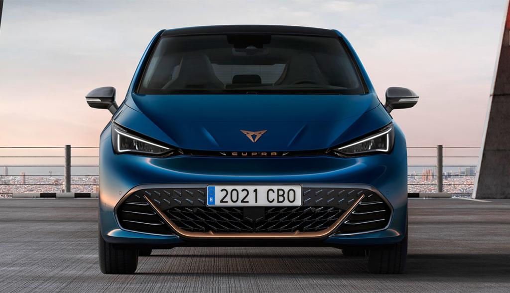 Seat Cupra Born-2021-2