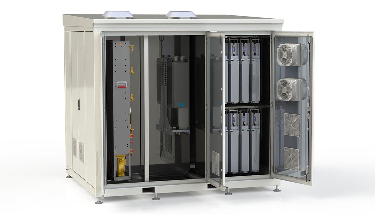 Skoda-Stromspeichersystem