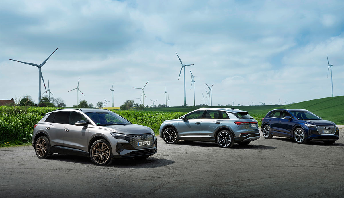 Audi-Oekostrom