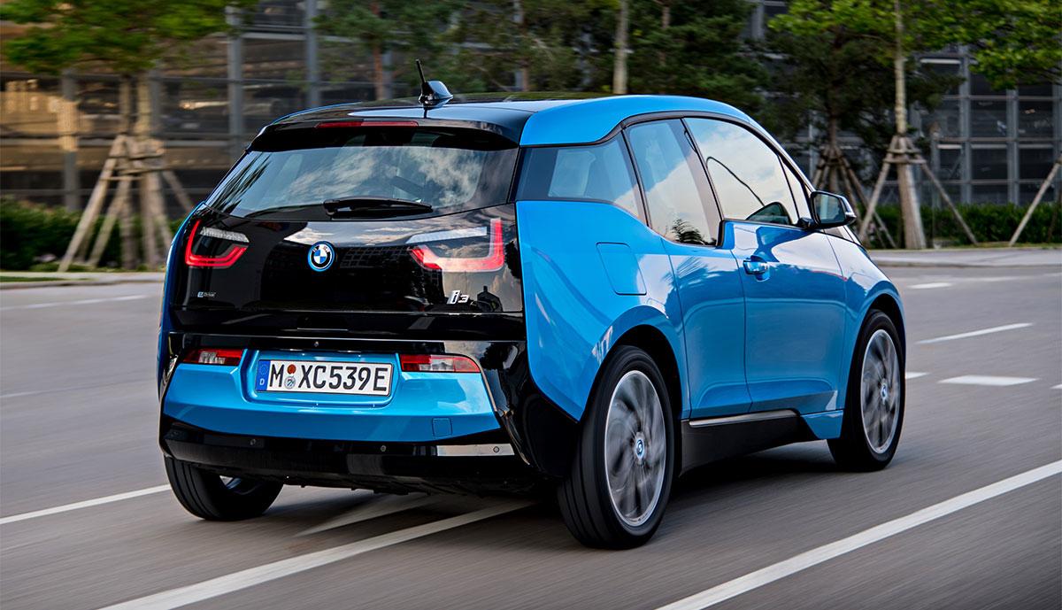 BMW-i3-blau