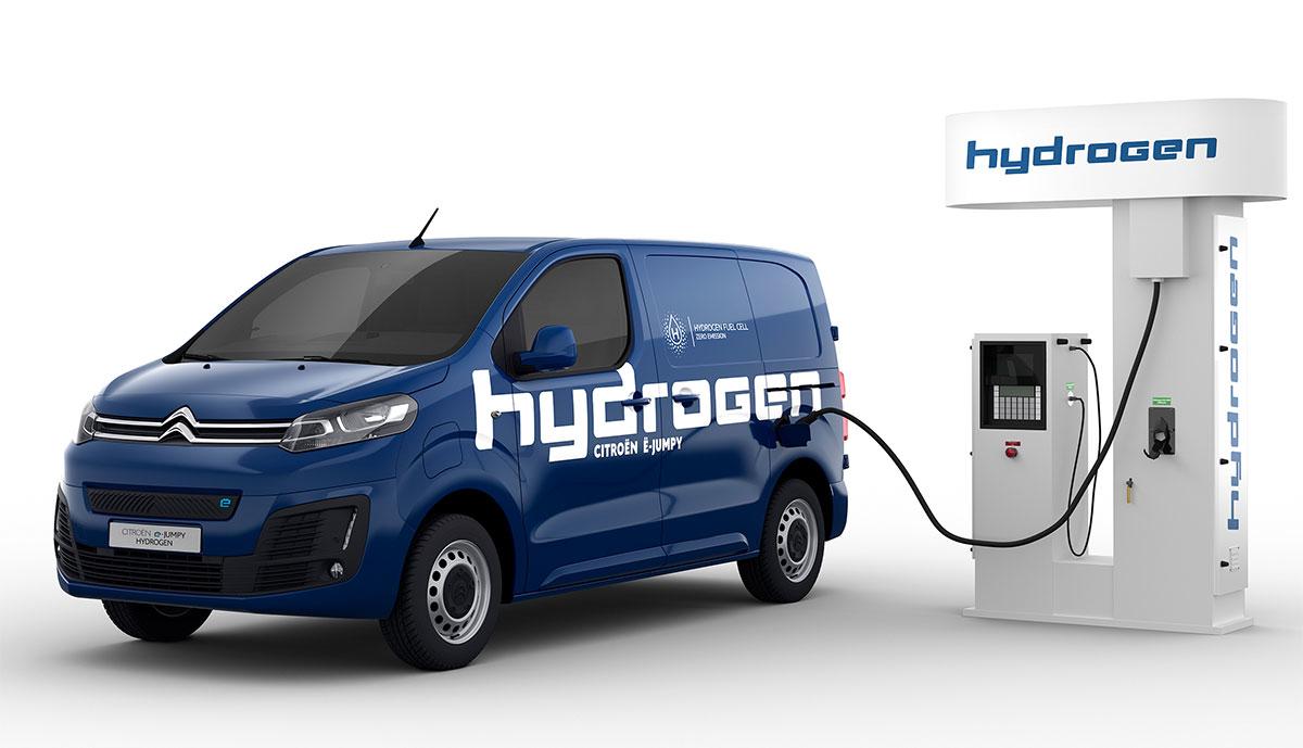 Citroen e-Jumpy Hydrogen-2021-2