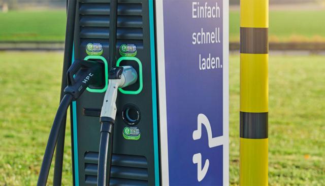 Elektroauto-Ladestation-EnBW