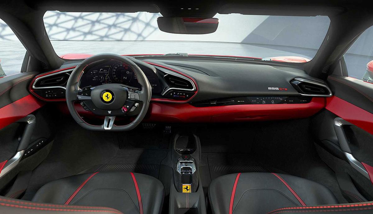 Ferrari stellt Plug-in-Hybrid-Sportwagen 296 GTB vor - ecomento.de