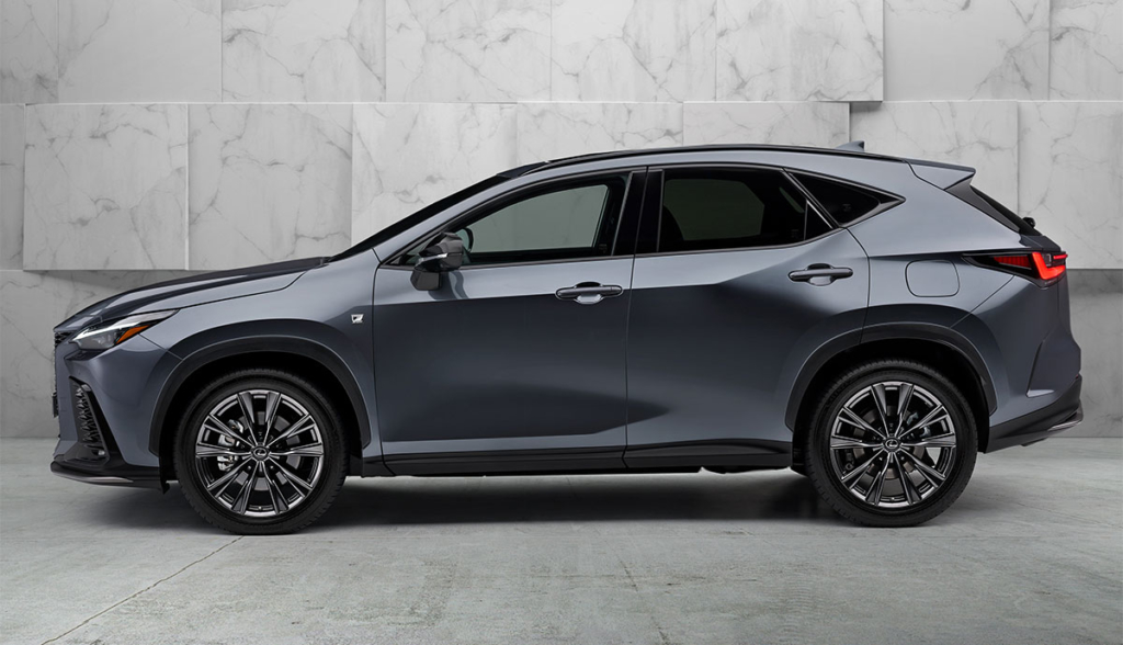 Lexus-NX-450h+-Plug-in-Hybrid-2021-1