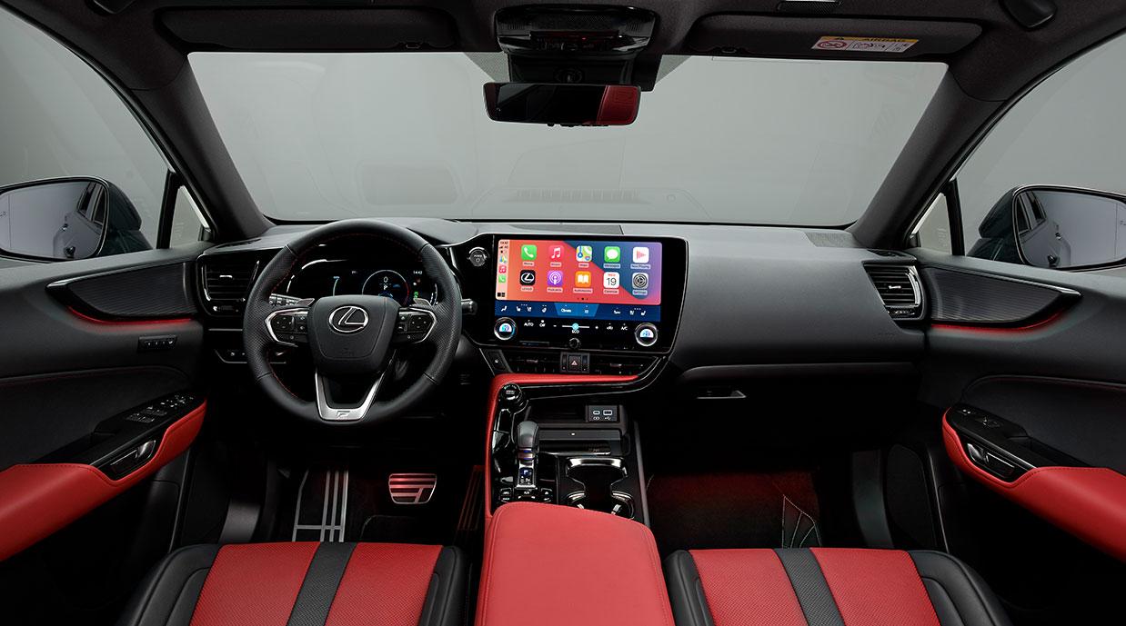 Lexus-NX-450h+-Plug-in-Hybrid-2021-8