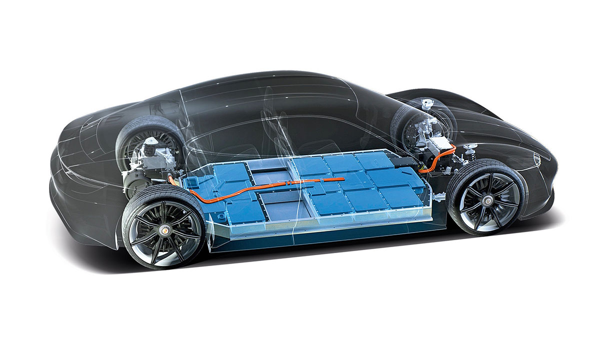 Porsche-Taycan-Batterie