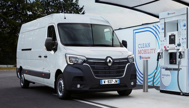 Renault-Master-Wasserstoff