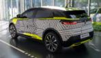 Renault Megane E-TECH Electric getarnt-2021-4