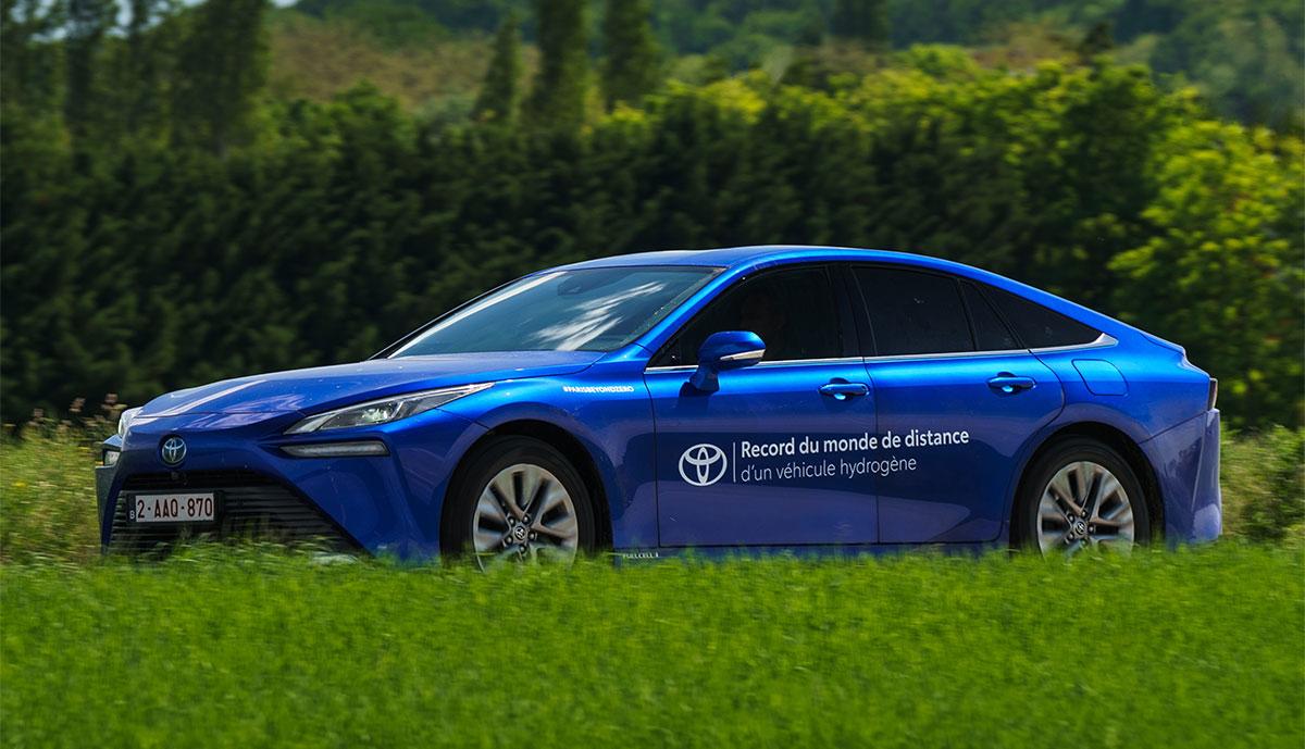 Toyota-Mirai-Rekord