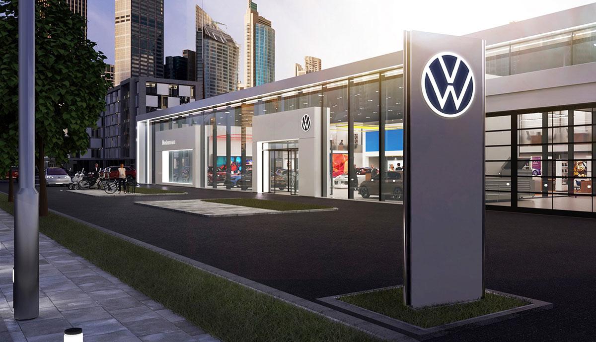 VW-Vertriebsoffensive