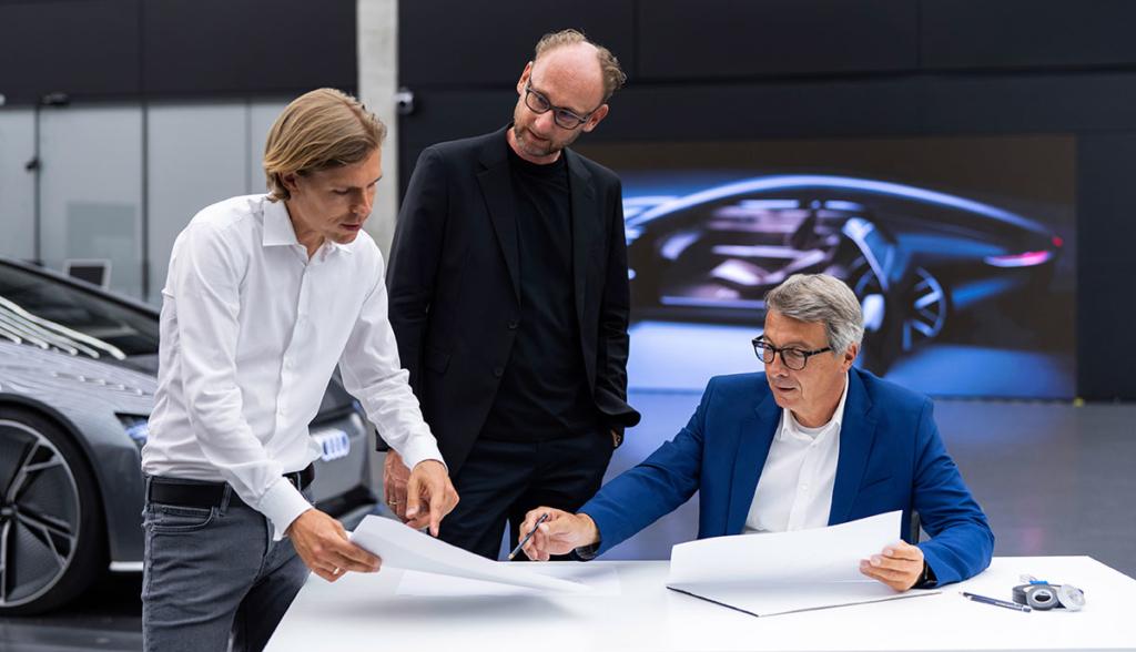 Audi-Innendesign