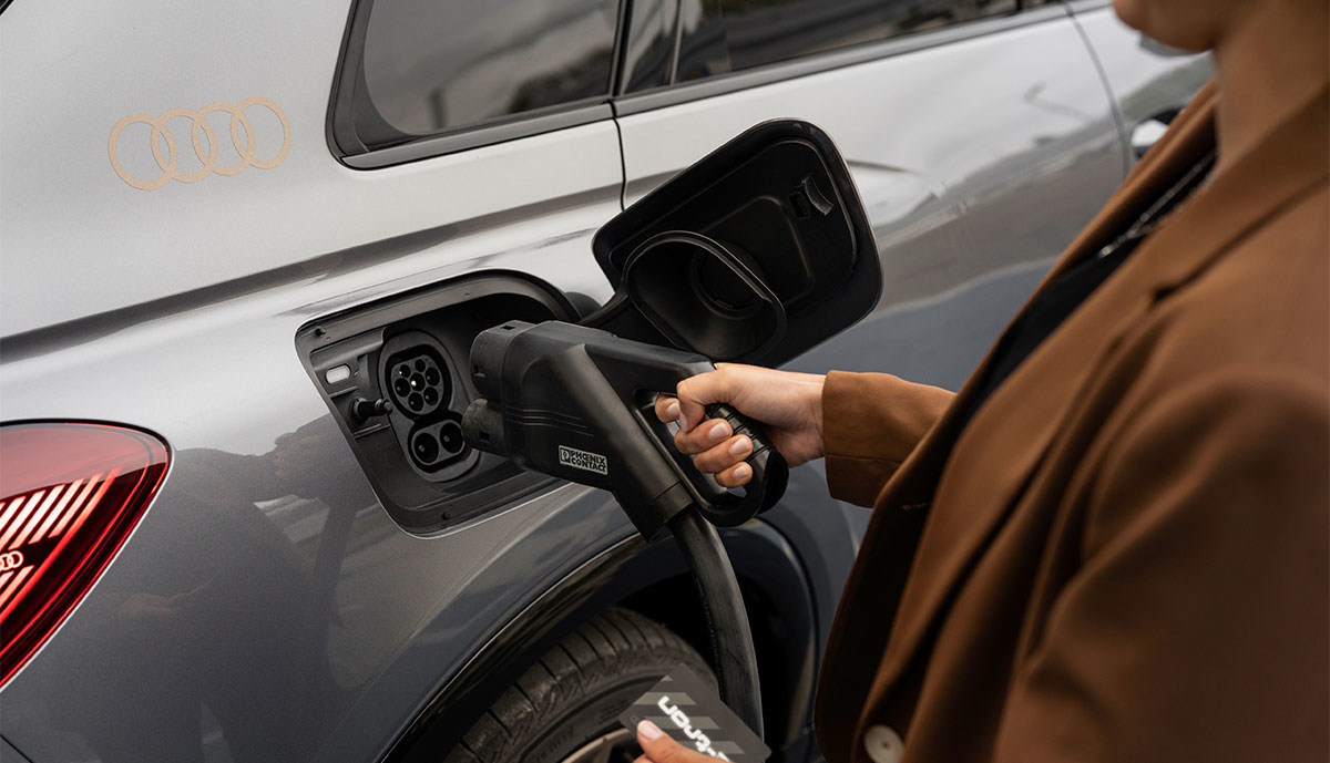 Audi-Q4-schnellladen
