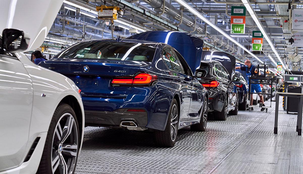 BMW-4er-Produktion-