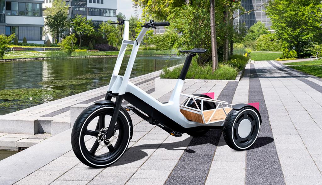 BMW-Konzepte-E-Lastenrad-und-E-Scooter-2021-3