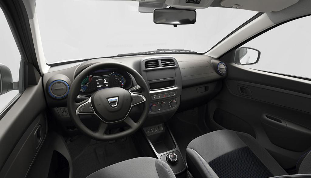 Dacia-Spring-innen