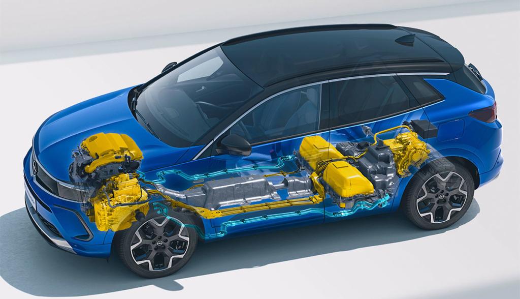 Opel grandland Hybrid-2