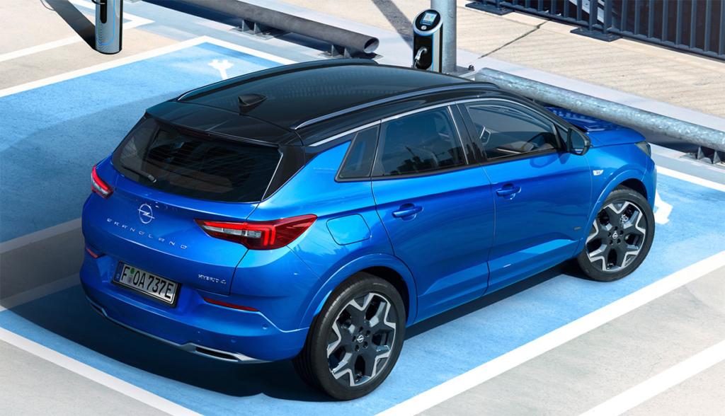Opel grandland Hybrid-4