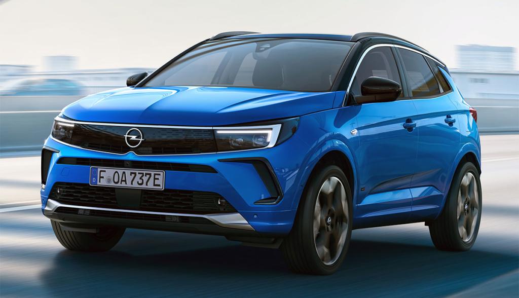 Opel grandland Hybrid-6